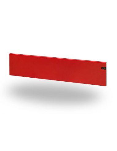 ADAX NEO SL08 elektromos konvektor 800W, piros alacsony kivitel