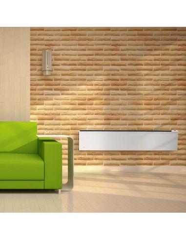 Glamox TLO 1000W elektromos konvektor manuális termosztáttal