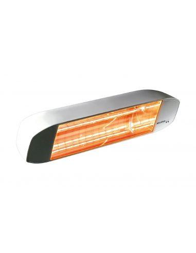 Heliosa 11, 2000W infra hősugárzó fehér
