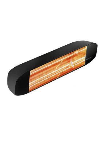 Heliosa 11, 2000W infra hősugárzó öntöttvas szín