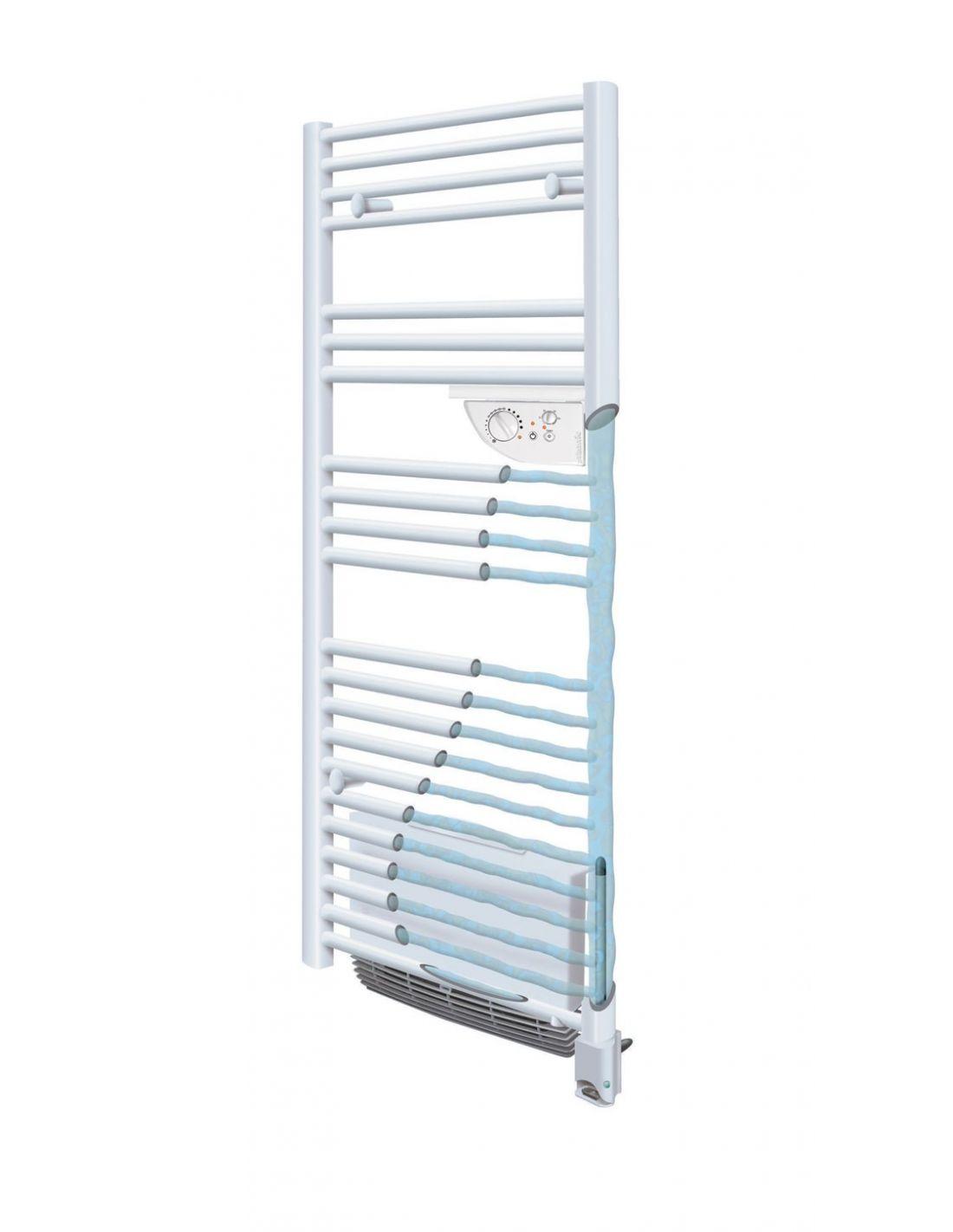 Atlantic RSS Doris Ventilo MIXTE 2000W-os törölközőszárító radiátor - elektromoskonvektorok.hu