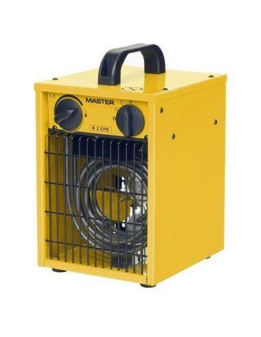 Master B2EPB 2kW-os ventilátoros gyorsfűtő