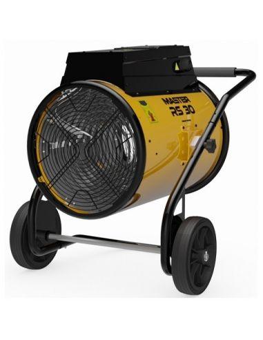 Master RS30 30kW-os ventilátoros gyorsfűtő