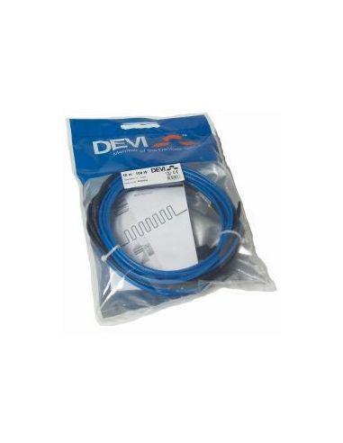DEVI DPH-10 20W 2m azonnal használható önszabályozó fűtőkábel csőfűtésre