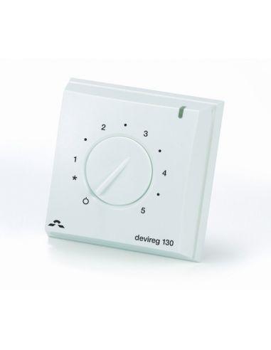 DEVIreg 130 termosztát padlófűtésekhez