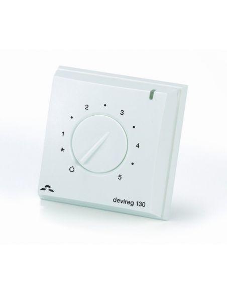DEVIreg 130 termosztát beltéri fűtésekhez