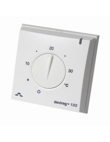 DEVIreg 132 termosztát beltéri fűtésekhez