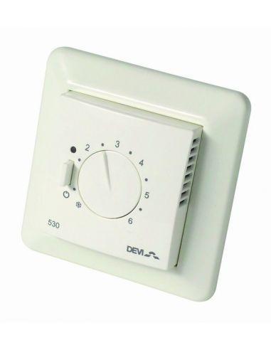 DEVIreg 530 termosztát padlófűtésekhez