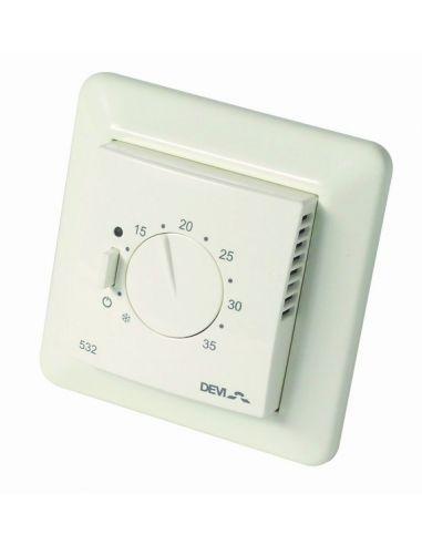 DEVIreg 532 termosztát padlófűtésekhez
