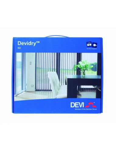 DEVIdry Kit 100 szabályozó és áramellátó egység