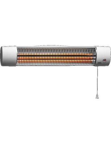 Aeg IWQ 121 infra kvarc hősugárzó 1,2 kW