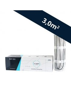 BVF H-MAT fűtőszőnyeg 3 m2 100 watt/m2